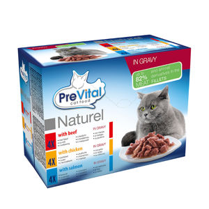 Prevital NATUREL kapsička mix 12x85 g